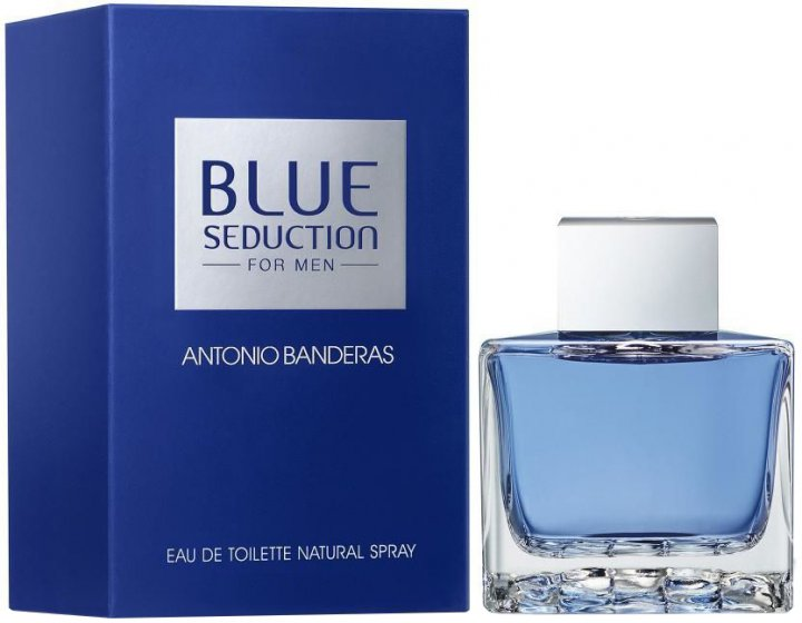 Туалетная вода для мужчин Antonio Banderas Blue Seduction 100 мл (8411061636268) - изображение 1