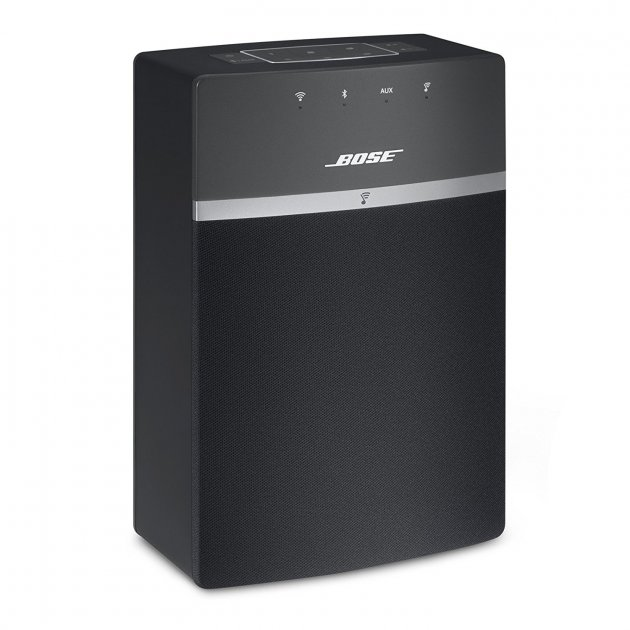 Минисистема Bose SoundTouch 10 FM Wi-Fi Bluetooth Black - зображення 1