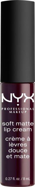 Жидкая помада для губ NYX Professional Makeup Soft Matte Lip Cream 21 Transylvania (800897829995) - изображение 1