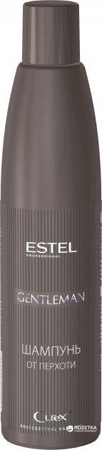 Шампунь для волосся Estel Professional Curex Gentleman від лупи 300 мл CRM300/S11 (4606453063942) - зображення 1