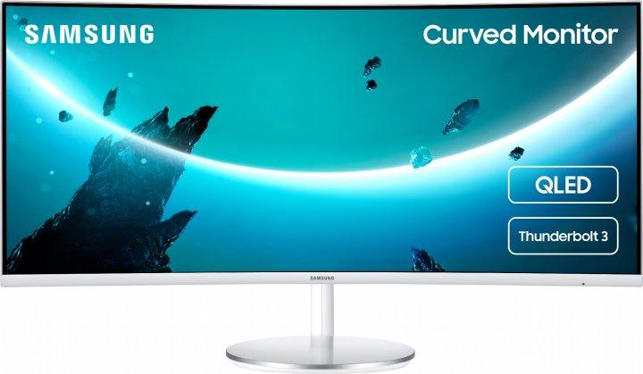 """Монитор 34"""" Samsung Curved LC34J791W (LC34J791WTIXCI) + поддержка Thunderbolt 3 - изображение 1"""