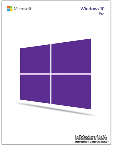 Корпоративна ліцензія на оновлення редакції Windows 10 Professional - Професійна (FQC-09525) для Комерційних організацій (FQC-09525) - зображення 1