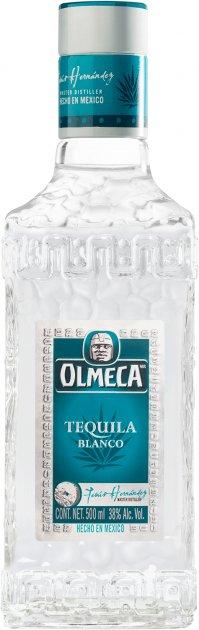 Текила Olmeca Blanco 0.5 л 38% (080432107010) - изображение 1