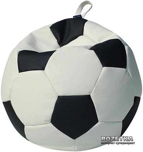 Крісло-М'яч Примтекс Плюс Fan H-2200/D-5 XL White-Black - зображення 1