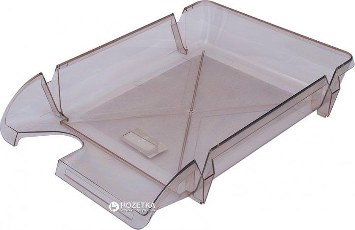 Горизонтальный лоток Арника Компакт 80601 Дымчатый (80601)