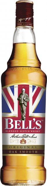 Виски Bell's Original выдержка 3 года 1 л 40% (5000387905504) - изображение 1
