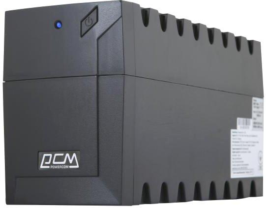 ИБП Powercom RPT-1000A Schuko - изображение 1