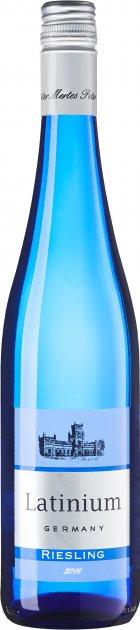 Вино TM Latinium Riesling біле напівсолодке 0.75 л 9.5% (742881000464) - зображення 1