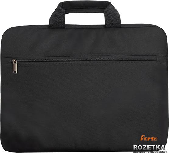 Сумка для ноутбука Porto 15.6'' Black (PN16BK) - зображення 1