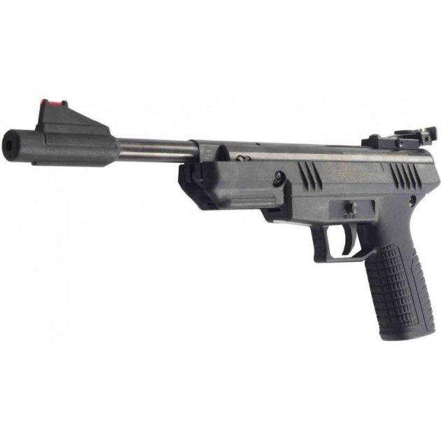 Пневматичний пістолет Crosman Benjamin Trail NP з газовою пружиною - зображення 1