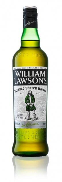 Виски WIlliam Lawson's от 3 лет выдержки 1 л 40% (5010752000345) - изображение 1