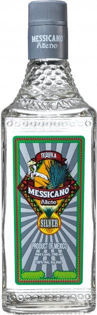 Текила Messicano Silver 0.7 л 38% (7503022261068) - изображение 1