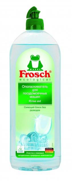 Ополаскиватель для посудомоечных машин Frosch 750 мл (4009175936509) - изображение 1