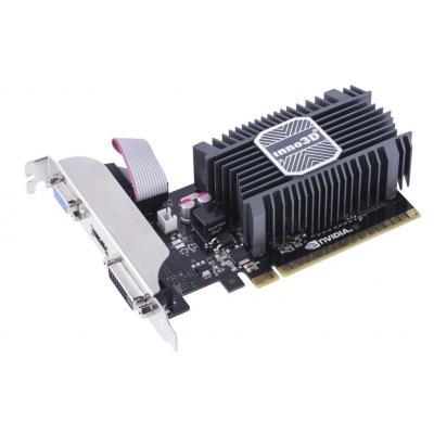Відеокарта GeForce GT730 1024Mb INNO3D (N730-1SDV-D3BX) - изображение 1