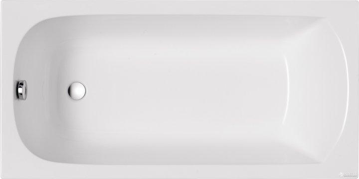 Ванна акрилова POLIMAT CLASSIC 160х70 - зображення 1