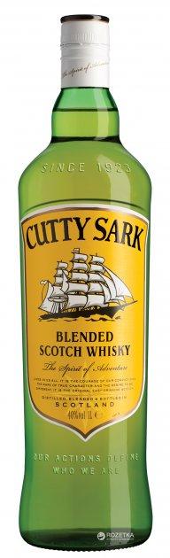 Виски Cutty Sark Original 1 л 40% (5010504100057) - изображение 1