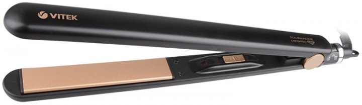 Щипці для волосся Vitek VT-2317 Black - зображення 1