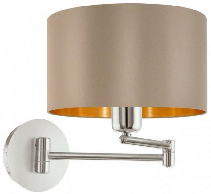Настінний світильник EGLO Glossy EG-95055 - зображення 1