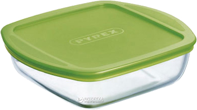 Форма прямоугольная Pyrex Cook & Store для выпекания 23х15х6.5 см (215P000)