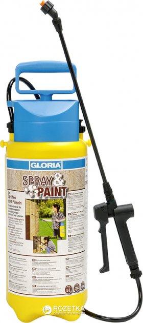 Опрыскиватель ручной Gloria Spray&Paint 5 л (80883/000101.0000) - изображение 1
