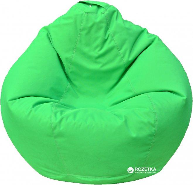 Крісло-Груша Примтекс Плюс Tomber OX-334 M Green - зображення 1