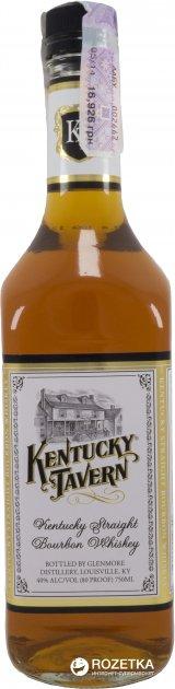 Бурбон Kentucky Tavern 0.75 л 4 роки витримки 40% (89000010349) - зображення 1