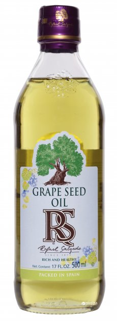 Масло из виноградных косточек Rafael Salgado 500 мл (8420701109024) - изображение 1