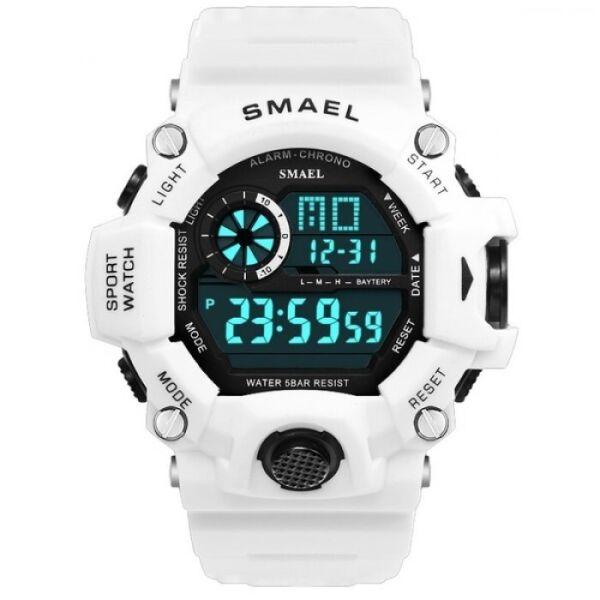 Чоловічі годинники SMAEL WHITE 4607 - зображення 1