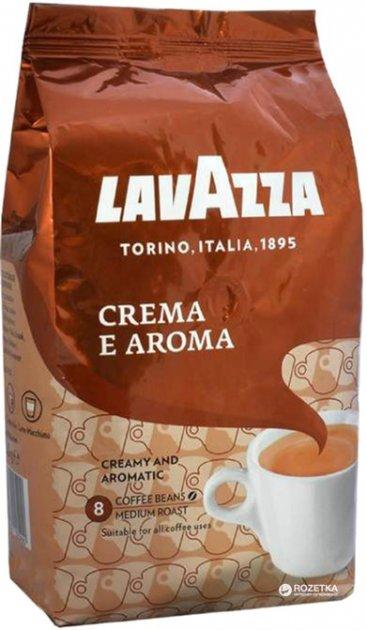 Кофе в зернах Lavazza Crema Aroma 1 кг (8000070024441) - изображение 1
