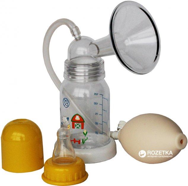Молоковідсмоктувач Київгума універсальний (499591) 4823060804373 - зображення 1