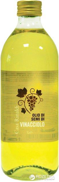 Масло из виноградных косточек Casa Rinaldi Vinacciolo 1 л (8006165391528) - изображение 1