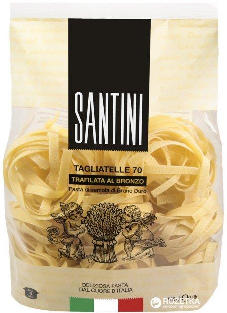 Макароны Santini Tagliatelle 70 Гнезда 500 г (8005881000073) - изображение 1