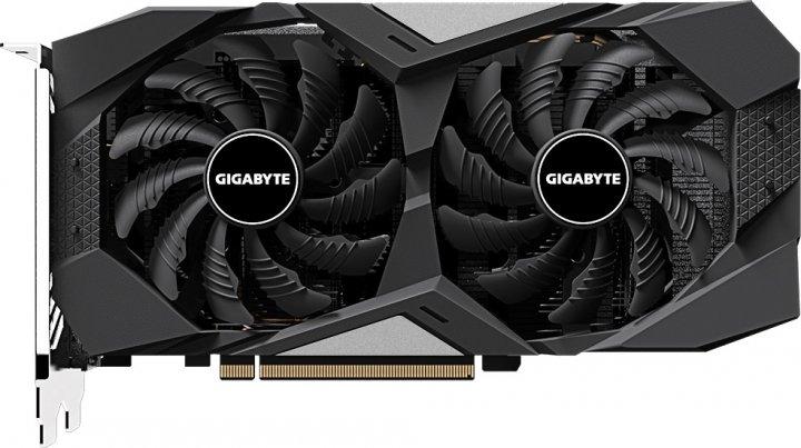 Gigabyte PCI-Ex GeForce GTX 1650 Super Windforce OC 4GB GDDR6 (128bit) (1725/12000) (HDMI, DisplayPort, DVI-D) (GV-N165SWF2OC-4GD) - зображення 1