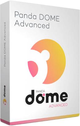Антивірус Panda Dome Advanced (= Panda Internet Security), Електронна ліцензія 1 ПК, 12 місяців сервісу (J12ISL) - зображення 1