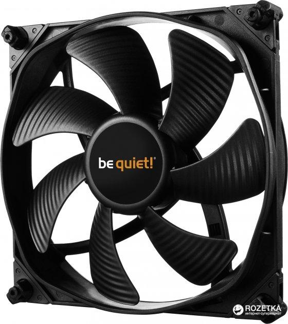 Кулер be quiet! Silent Wings 3 120mm PWM (BL066) - зображення 1