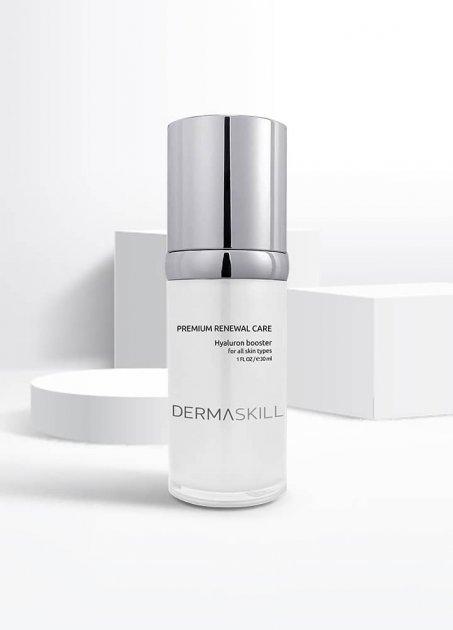 Сыворотка для лица с гиалуроновой кислотой Dermaskill Hyaluron Booster 30 мл - изображение 1