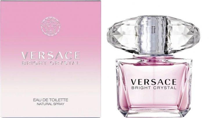 Туалетна вода для жінок Versace Bright Crystal 90 мл (8011003993826) - зображення 1