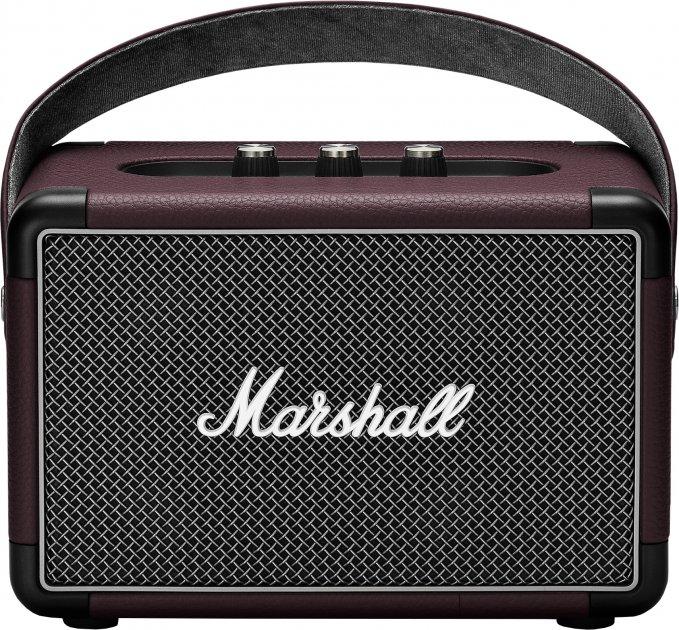 Акустическая система Marshall Portable Speaker Kilburn II Burgundy (1005232) - изображение 1