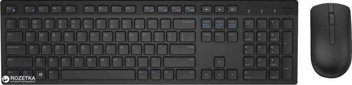 Комплект бездротовий Dell KM636 (580-ADFN) - зображення 1