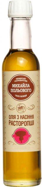 Масло ФХ Михаила Полевого семян расторопши 250 мл (4820199540066) - изображение 1