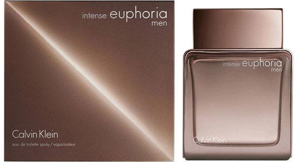 Туалетная вода для мужчин Calvin Klein Euphoria Intense 100 мл (088300193530) - изображение 1