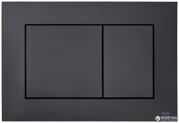 Панель смыва TECE TECEnow Black 9240403 глянец - изображение 1