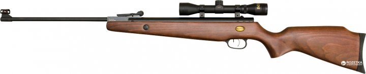 Пневматична гвинтівка Beeman Teton Gas Ram з прицілом 4х32 (14290350) - зображення 1