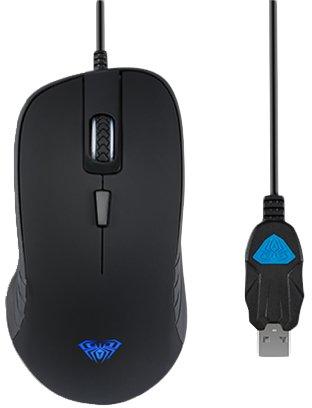 Мышь Aula Tantibus USB Black (6948391211688) - изображение 1