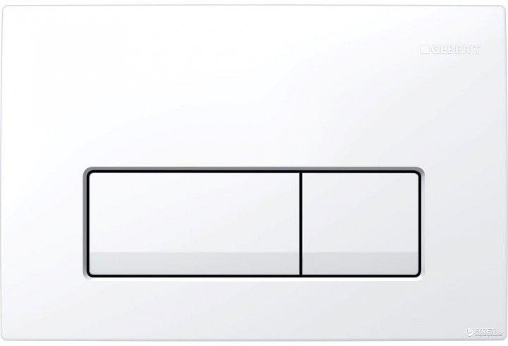 Панель смыва GEBERIT Delta 51 белый 115.105.11.1 - изображение 1