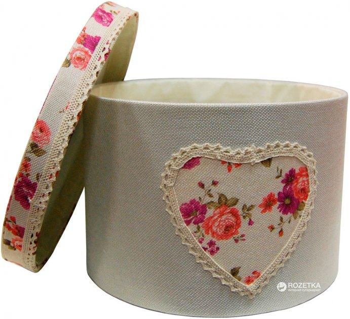 Короб із кришкою Handy Home Квіти 20х16 см (FB-24) - зображення 1