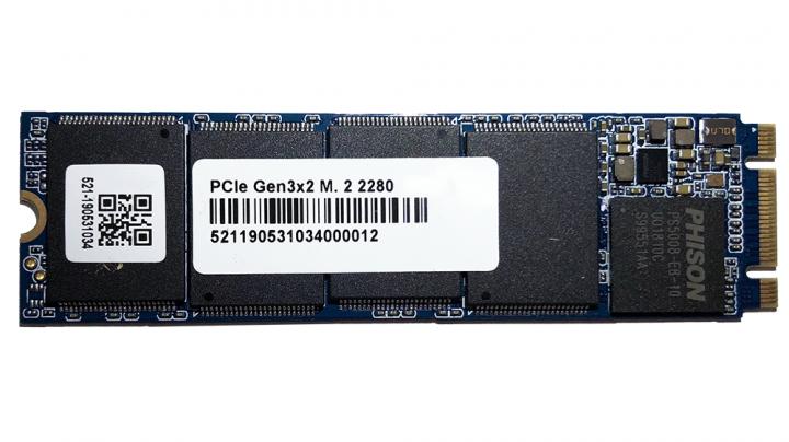 White Label SSD M. 2 240GB OEM NVMe 1.3 (WLSSD-240-M. 2-NVMe3x2) - зображення 1