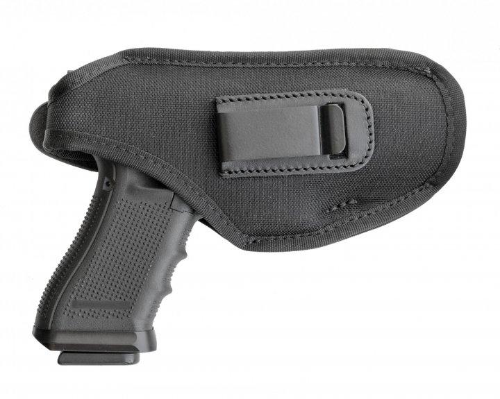 Поясная внутрибрючная кобура A-LINE для Glock черная (С1) - изображение 1
