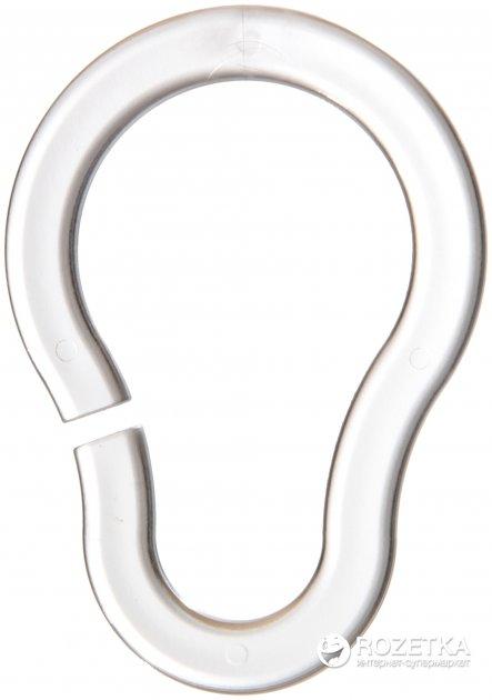 Кольца для занавесок Vanstore 68111 12 шт прозрачные