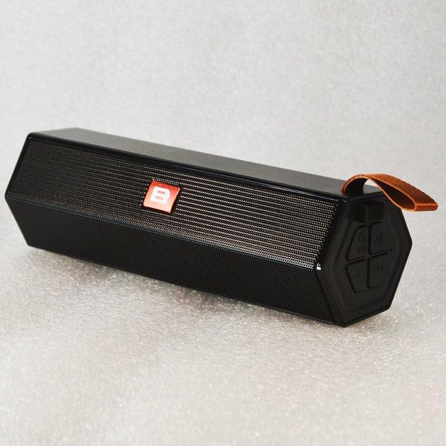 Колонка Bluetooth B LN-19 Чорний - зображення 1